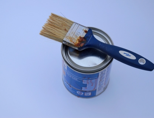 How to Save Paints After Doing Several Coats