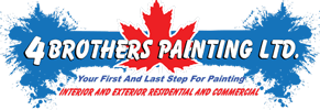 4 Brothers Painting Ltd. Logo